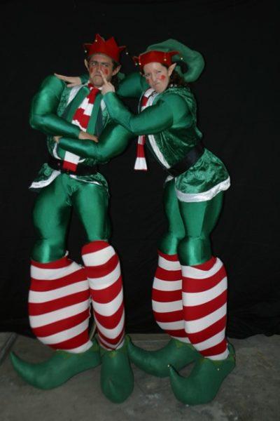 Bouncy Elves